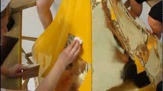 Золочение куполов(, 2012-08-21T13:29:54.000Z)