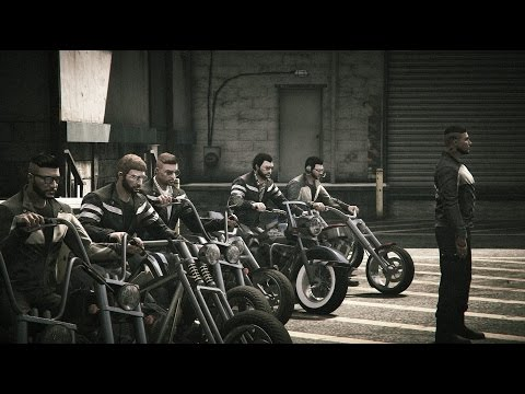 GODS GONNA CUT YOU DOWN | GTA 5 MC RECRUITMENT VIDEO