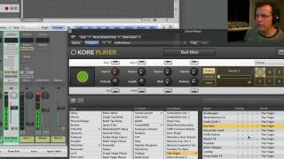 Quik-E 005 - Logic FX Tips #1 - The Finger Setup