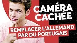Les Suisses suppriment l'allemand pour parler portugais - PRANK CAMÉRA CACHÉE
