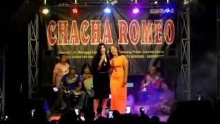 CHACHA ROMEO TIADA GUNA YULIA CITRA  MUARA BARU RUSUN NENY CHUBA