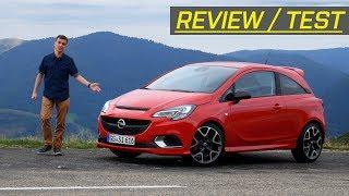 Opel Corsa GSi (2018) - Fahrbericht / Test / Review