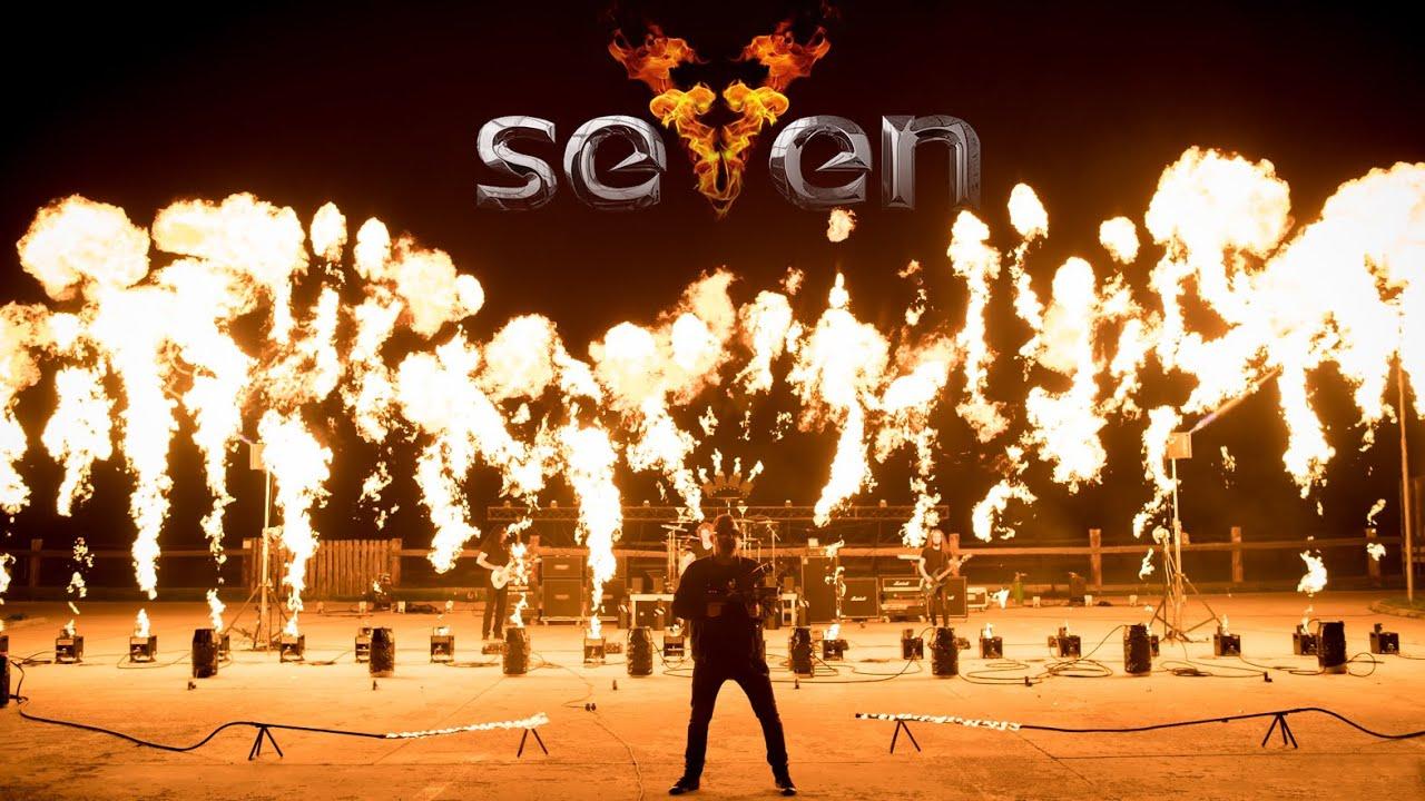 Video Nejvíc plamenů v hudebním videoklipu