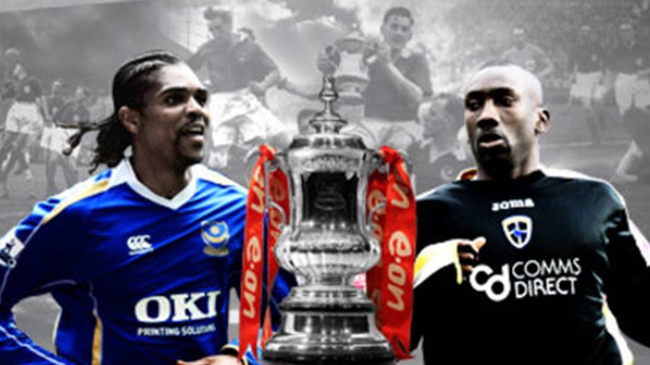 Fa Cup Final Cardiff City Vs Portsmouth T V Promo