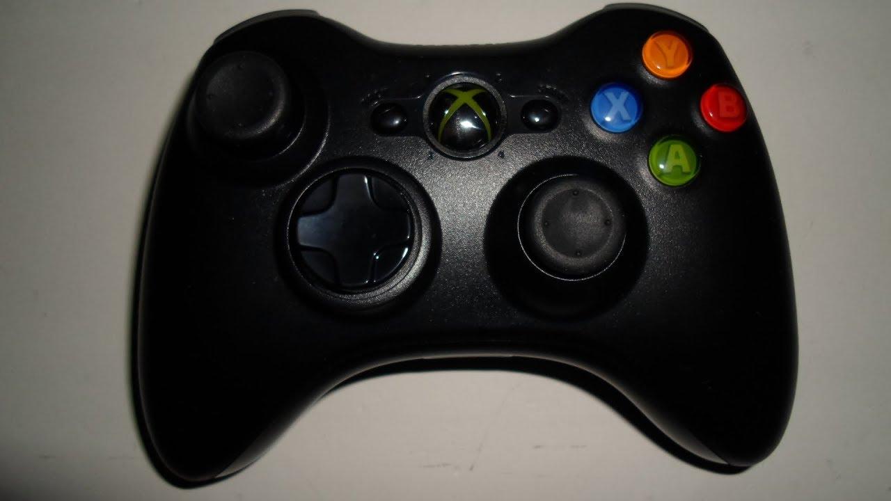Niedlich Xbox 360 Wireless Controller Bilder - Elektrische ...