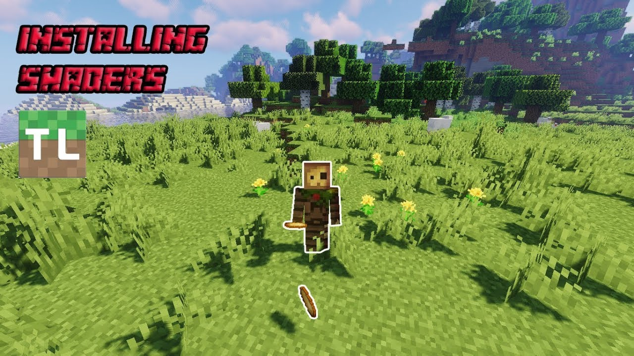 How to install shaders without manual Optifine installation