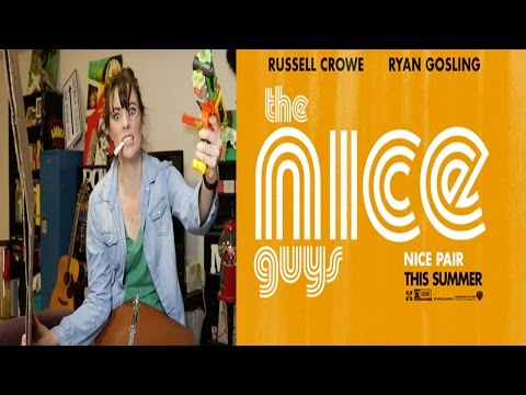The Nice Guys - Trailer (HD) - By #ThisIdiot