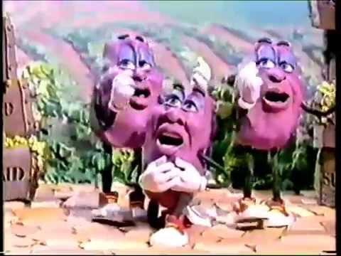 """Sun-Maid California Raisins Commercial """"My Girl"""""""