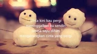 Meninggalkan ku sendiri Siti Aisyah Band