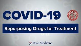 COVID-19 Symposium: Repurposing Drugs to Treat COVID-19 | Dr. David Fajgenbaum