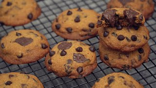 チョコチップクッキー|Nino's Homeさんのレシピ書き起こし