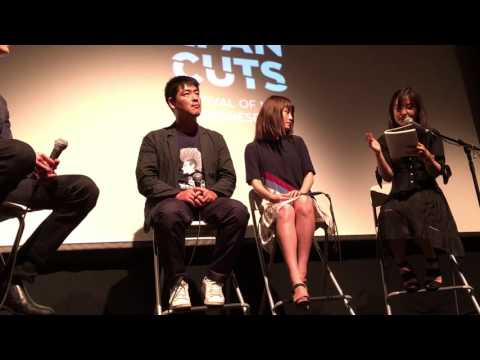 Maeda Atsuko in New York for Film Premier Q&A (2016)