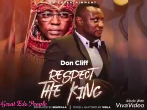 Download Don cliff- respect the king