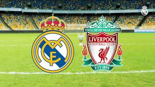 Real Madrid vs Liverpool PREVIEW   Champions League Final