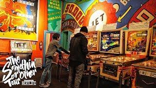 Interactive Pinball Museum!