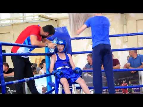 Боксерский турнир на призы ЧМ и Европы Тимура Гайдалова