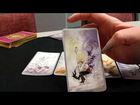 Will He/She Be Mine?!? Pick A Card Tarot