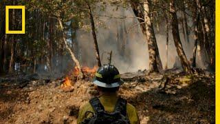 Controlled Bush Fire Burn | Rebuilding Paradise