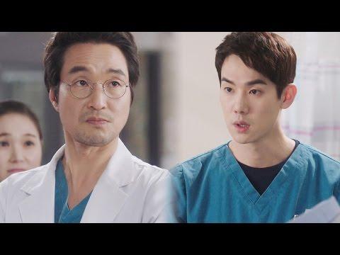 유연석, 한석규의 예상 밖 따뜻한 칭찬에 '어리둥절' 《Dr. Romantic》 낭만닥터 EP17