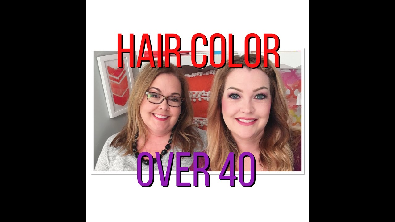 """Hair Talk- How to have """"age appropriate"""" hair color over ..."""