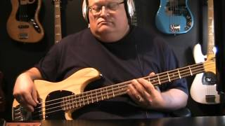 Kiss Tomorrow Bass Cover with Notes & Tablature