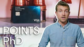 Make the Most of Your Chase Sapphire Rewards | Points PhD | The Points Guy