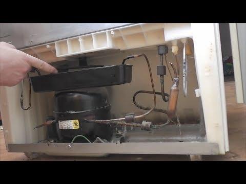 Как устранить шум холодильника