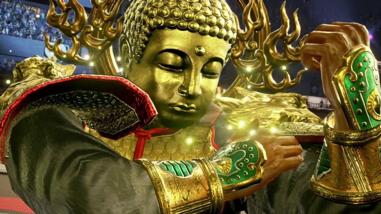 Buddha Bang Tekken  Online Ranked Match Heihachi Mishima Gameplay
