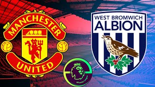 Manchester United vs West Bromwich Albion 21/11/2020 Premier League