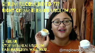 Download lagu STOP MEMAKAI MSGLOW??? LUMINOUS NIGHT CREAM MS GLOW REVIEW
