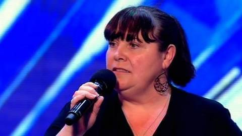 Mary Byrne's X Factor Audition (Full Version) - itv.com/xfactor