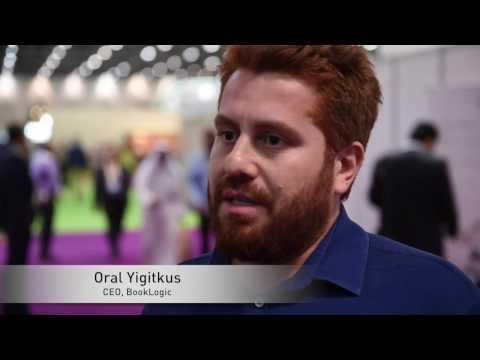 Oral Yigitkus, chief executive, BookLogic