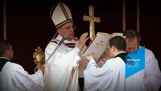 """""""Msza Święta Zmartwychwstania Pańskiego i błogosławieństwo Urbi et Orbi"""" – Wielkanoc o 9:55 w TVP1"""