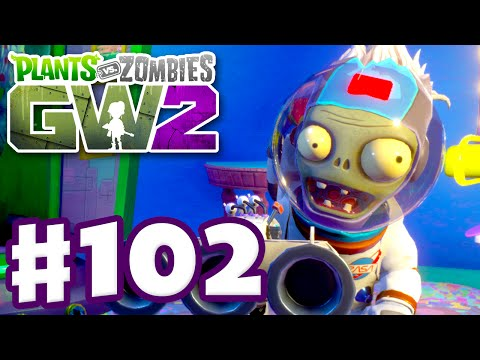 Plants vs. Zombies: Garden Warfare 2 - Gameplay Part 102 - Astronaut! (PC)