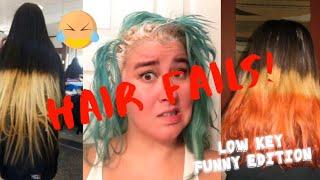 FUNNY HAIR FAILS #1 😂🤣 | EPIC HAIR + BEAUTY FAILS COMPILATION 2020 🤣😂