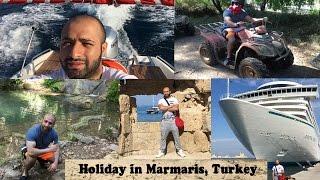 holiday in marmaris turkey rhodes greece vlog 5   f7yub