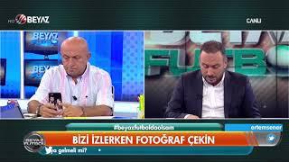 (..) Beyaz Futbol 26 Ağustos 2017 Kısım 1/5 - Beyaz TV