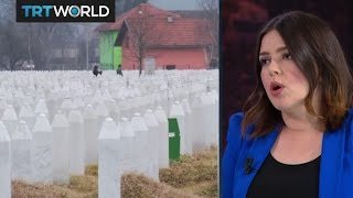 Interview with TRT World's Nafisa Latic about President Erdogan's comments on Srebrenica massacre