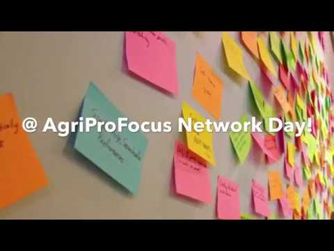 PUSH YOUR LUCK - AgriProFocus Network Day 2018