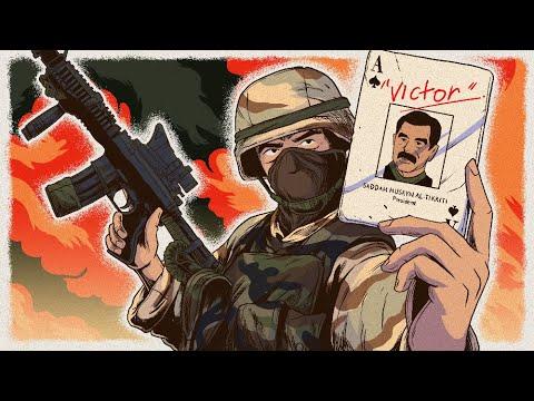 2003 Invasion of Iraq (Full Documentary) | Animated History
