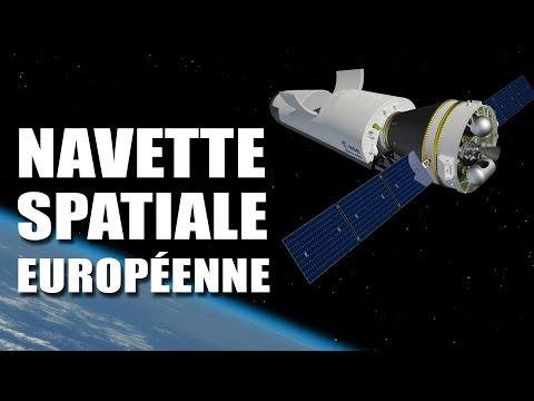 SPACE RIDER - Une NAVETTE SPATIALE pour l'Europe - LDDE