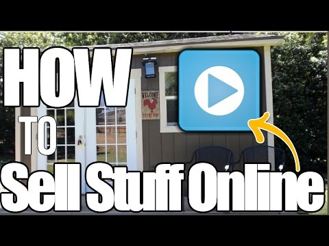 How To Use Your Blogs, Youtube, Social Media, Forum Posts, And Websites To SELL STUFF!