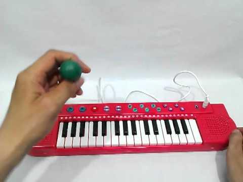 Mainan Piano Techno T2768