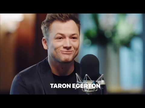 the best of: Elton John and Taron Egerton