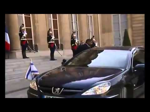 Obama   Sarkozy Trash Israel's Prime Minister Benjamin Netanyahu A
