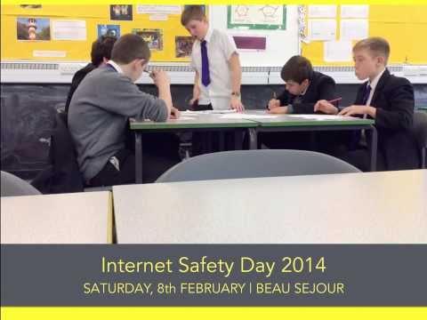 Internet Safety Day 2014 - Guernsey (HD)