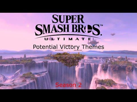 Potential Smash Bros Victory Themes: Season 2 |