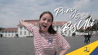 Pury & Bos Uki - Pengin Jadi Travel Vlogger (Episode 1)