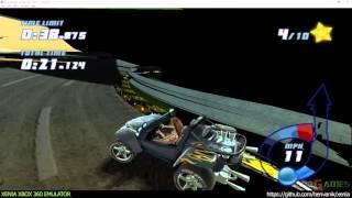 Xenia Xbox 360 Emulator - Gripshift Ingame!