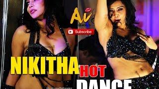 Nikitha Hot Dance | Item Song | Actress World